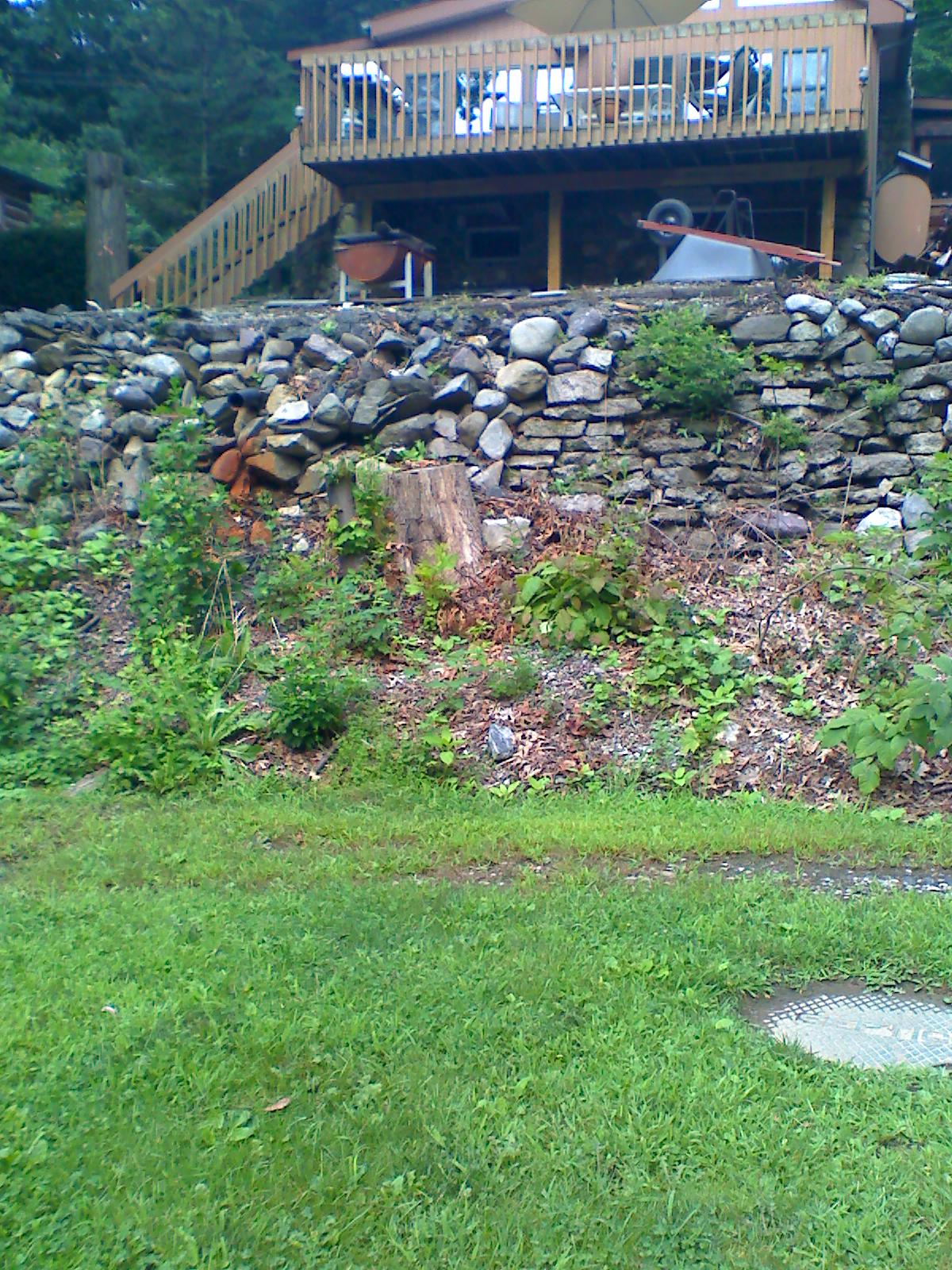 Landscape Architect Retaining Wall : C r gallery